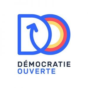 Démocratie ouverte : Brand Short Description Type Here.